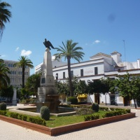 Scenes from Jerez #8: Plaza de las Angustias