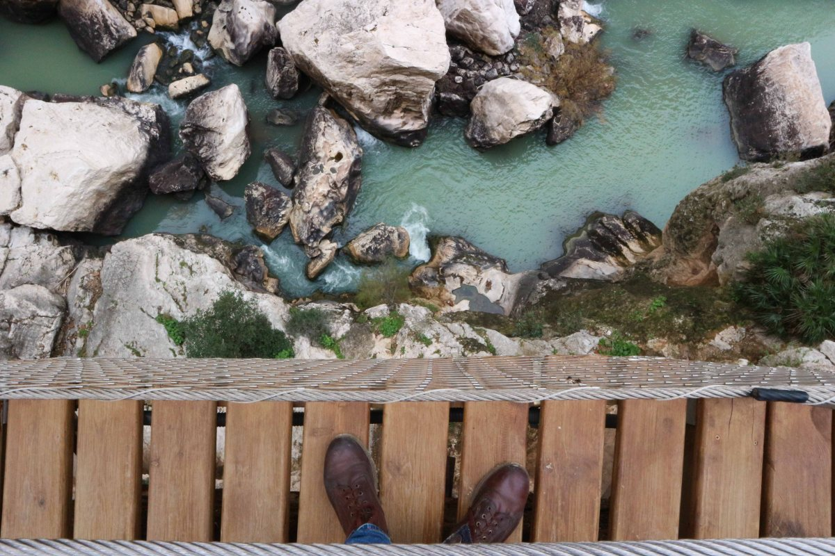 Photo Essay: Man vs Nature on the Caminito del Rey
