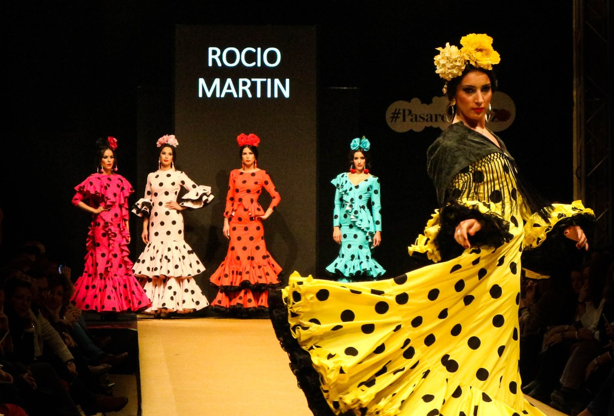 Flamenca Fashion of Jerez de la Frontera (Photo Gallery)