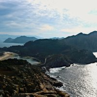 Atlantic Island Explorations I: The Cíes Sublime