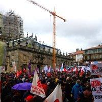 News Report - Galicia Cries SOS for Public Health