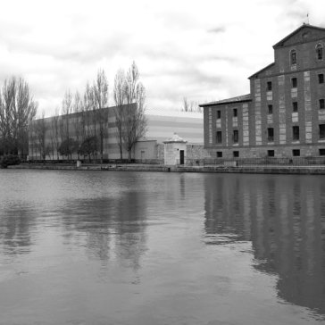 Old Flour Factory on the Canal of Castile