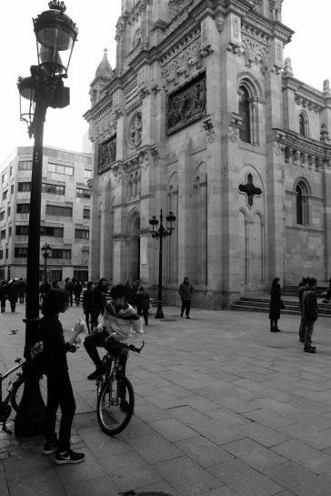 Salamanca Street Scene