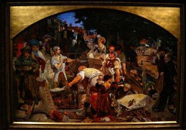 Work(1863), Ford Madox Brown