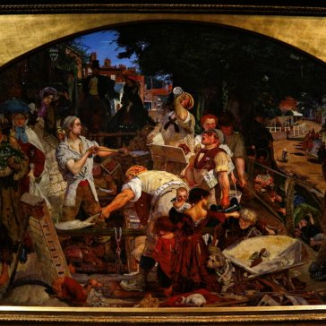 Work (1863), Ford Madox Brown