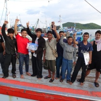 In the Thai Fishing Industry, Fishers are Organising Against Exploitation
