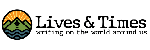lives and times_logo_title